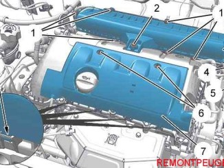 How to Renew the Valve Cover Gasket on Peugeot