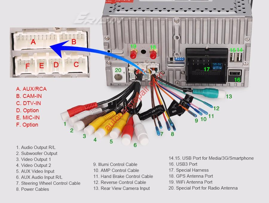 Usb Camera Wiring Diagram from autocarsrepair.com