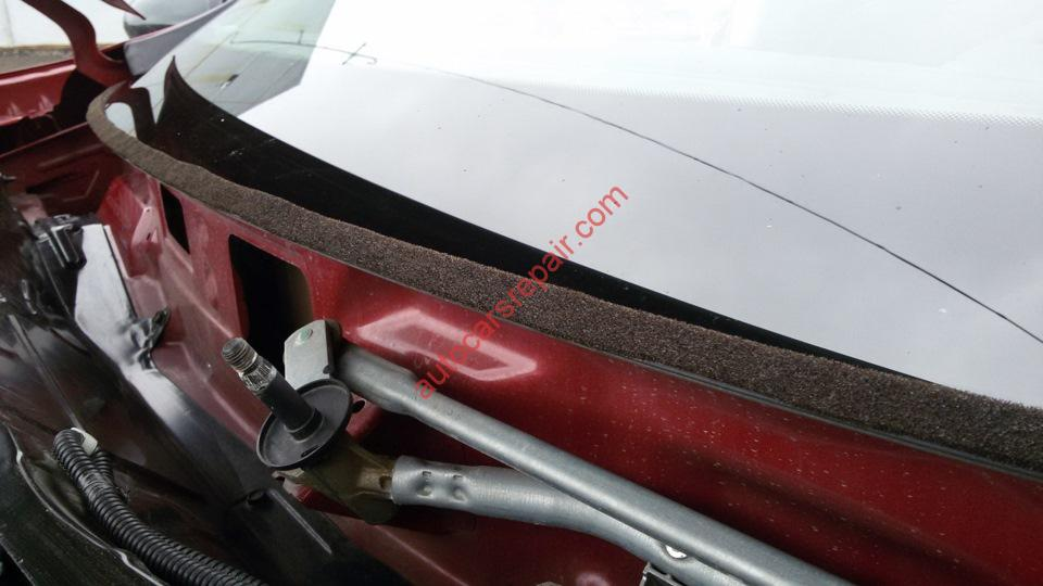 Windscreen Creaks
