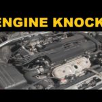 Engine knocking on cold start. Knocking diagnostics.